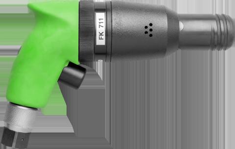 Schriftenhammer - FK 711 A kpl. mit 5m Schlauch und Kupplung