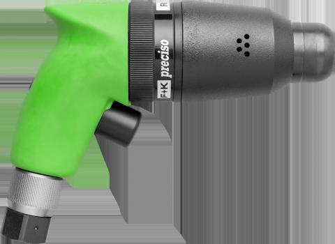 Schriftenhammer - FK 701 A kpl. mit 5m Schlauch und Kupplung