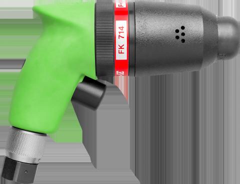Schriftenhammer - FK 714 A kpl. mit 5m Schlauch und Kupplung