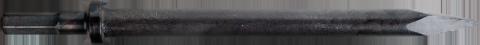 Spitzmeißel R 14,3x50 NL 250mm DIN 8530