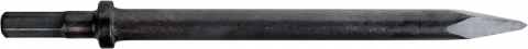 Spitzmeißel S 25x108 NL 1000mm