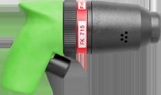 Schriftenhammer - FK 715 kpl. mit 5m Schlauch und Kupplung