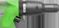 Schriftenhammer - FK 711 kpl. mit 5m Schlauch und Kupplung