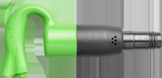 Meißelhammer mit Schwingungsdämpfung - FK 702 G