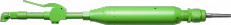 Stampfer-Schwingungsgedämpft         ST2R1G