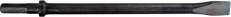 Flachmeißel RS 17,5 NL 600 x 30mm DIN 8530