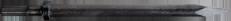 Spitzmeißel R 25x75 NL 2500mm