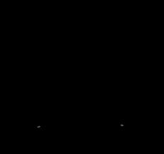 Stahlstampffuß quadratisch 40x40 mm Aufnahme MK 2