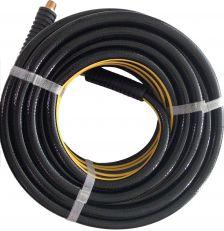10 m PVC Schlauch 13 x 19 mm mit Kupplung G3/8